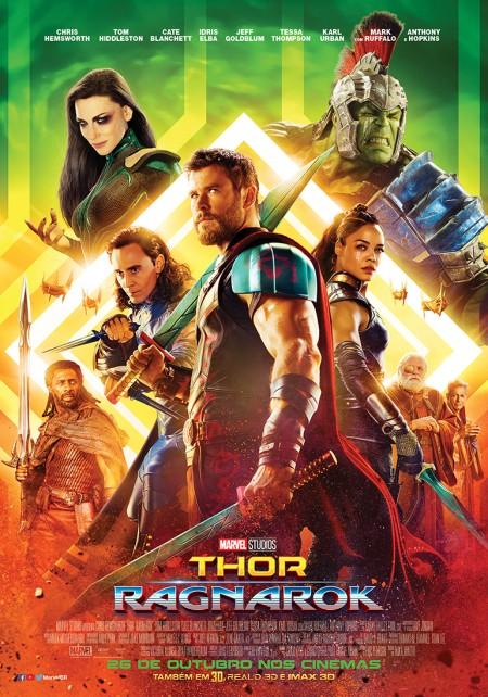Thor: Ragnarok (filme longo)
