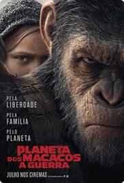 Planeta dos Macacos: A Guerra (filme longo)